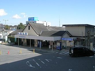 Daiyūzan Station - Daiyūzan Station
