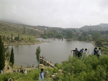 Damis Lake, Fort Munro - Dera Ghazi Khan