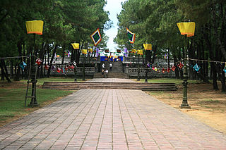 Esplanade of Sacrifice to the Heaven and Earth