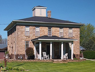 National Register of Historic Places listings in Dakota County, Minnesota - Image: Daniel F. Akin House