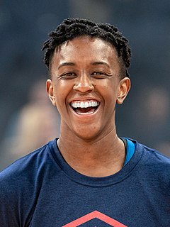 Danielle Robinson American basketball player