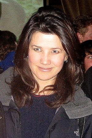 Daphne Zuniga - Zuniga at the 2007 Sundance Film Festival