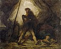 Daumier - La veille de Don Quichotte, 1855-56.jpg