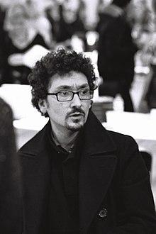 David Foenkinos-salon-Radiofrancio 2011.jpg