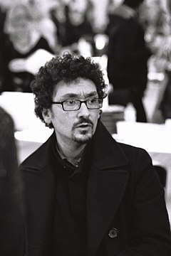 David Foenkinos salon radio france 2011.jpg