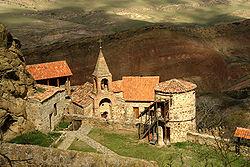 David Gareja monastery complex