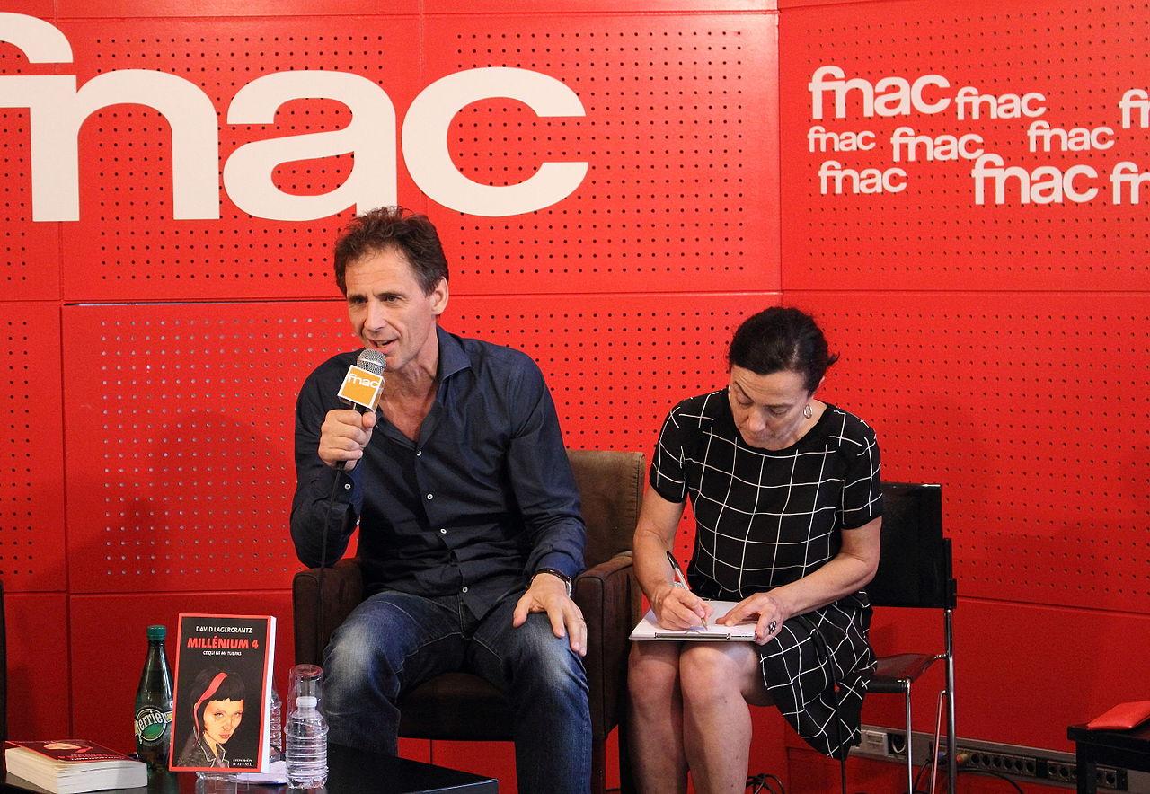 Evénement Fnac : rencontre-dédicace exceptionnelle avec David Hego