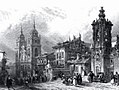 David Roberts calle de san Bernardo 1832.jpg