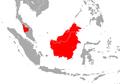 Dayak Roundleaf Bat area.png