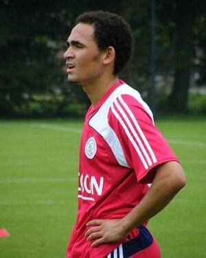 Daylon Claasen - Claasen with Ajax in 2009
