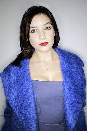 Daisy Lowe - Daisy Lowe's 2014 portrait