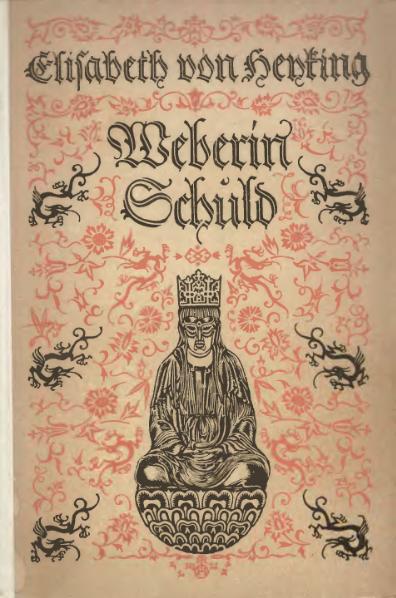 File:De Weberin Schuld Heyking Elisabeth von.djvu