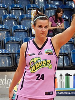 Deanna Smith Australian Basketball player