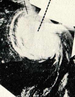 Hurricane Debbie (1961) Category 3 Atlantic hurricane in 1961