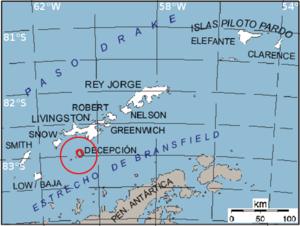Bransfield Strait - Bransfield Strait