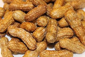 Deep-fried peanuts - Deep-fried peanuts