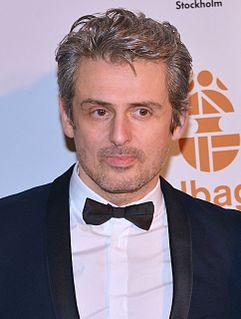 Dejan Čukić Danish actor
