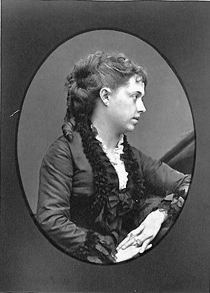 Marie Delaporte - Marie Delaporte dite Minette, 2 January 1870