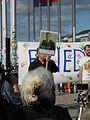 Demonstrant bei Monatgsdemo Juni 2014.JPG
