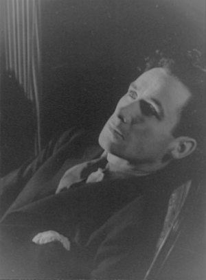 Denis O'Dea - Denis O'Dea in 1933. Photo by Carl Van Vechten