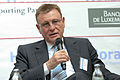 Dennis Gillings, Chairman and Chief Executive Officer, Quintiles, USA, 2012 Horasis Global Russia Business Meeting (7116363489).jpg