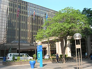 2008 Libertarian National Convention - Sheraton Hotel, where convention was held