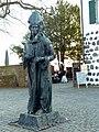 Der Stadtgründer Friedrich von Saarwerden, Erzbischof von Köln - panoramio.jpg