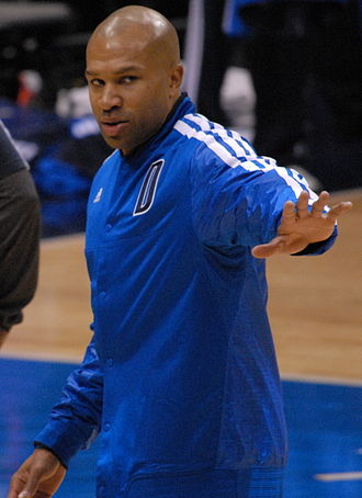 Derek Fisher - Fisher with the Mavericks in 2012.