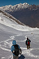 Descent to Muktinath (4522749757).jpg