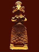 Devi idol, Assam