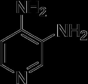 Amifampridine - Image: Diaminopyridine