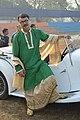 Dibyendu Ghosh With 1934 Alvis - 20 hp - 6 cyl - WBD 263 - Kolkata 2018-01-28 0600.jpg