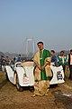 Dibyendu Ghosh With 1934 Alvis - 20 hp - 6 cyl - WBD 263 - Kolkata 2018-01-28 0608.jpg
