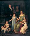 Die Familie Johann Peter Bredt (1782–1852) und Charlotte Siebel, 1819.png