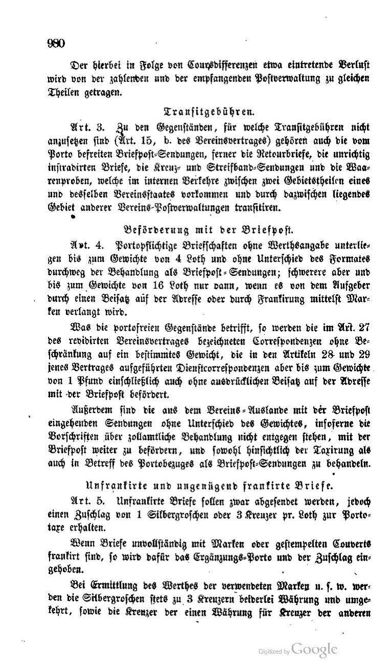 Seitedie Staats Verträge Des Königreichs Bayern Von 1806 Bis 1858