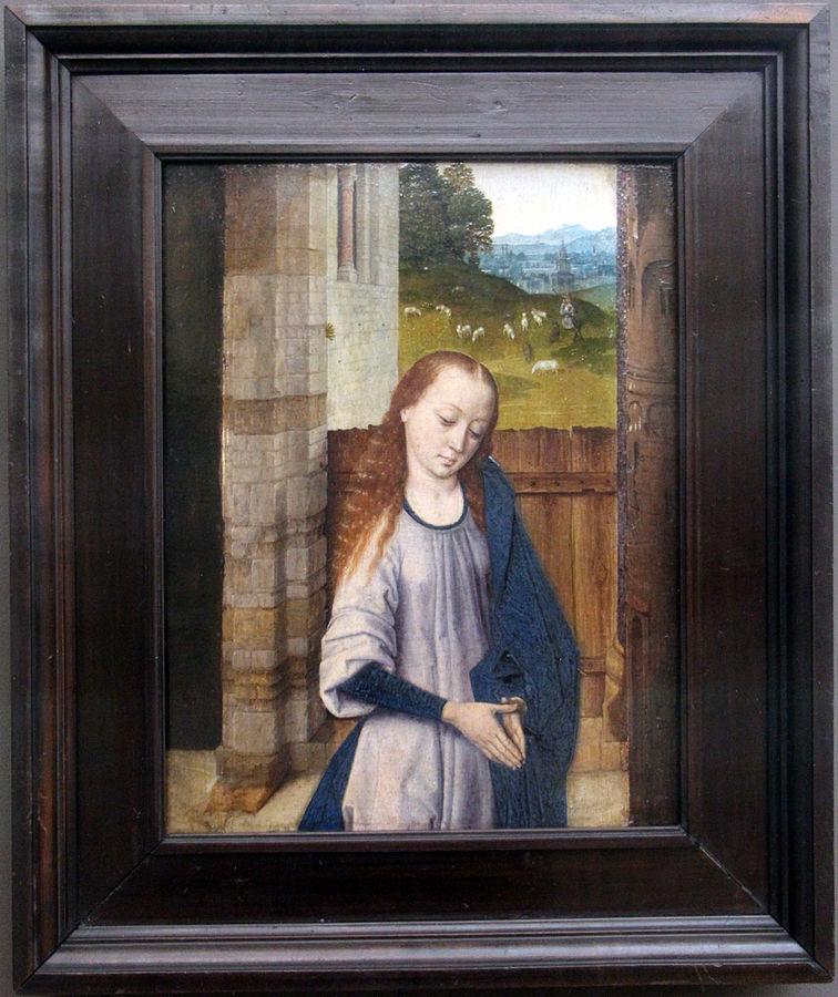 Maria in Prayer