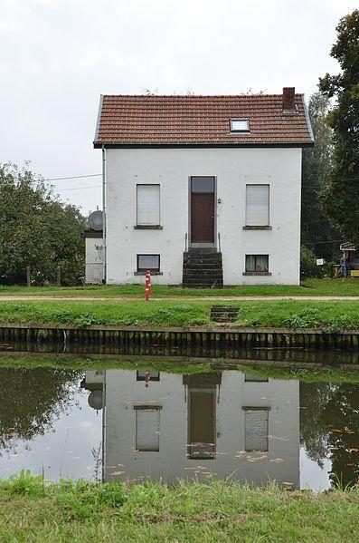 Brugwachtershuisje bij brug 4