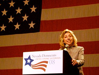Dina Titus - Titus at the 2008 Nevada Democratic State Convention
