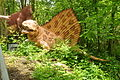 Dinosaur sculptures at Dan yr Ogof (9069).jpg