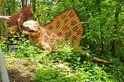 Dinosaur sculptures at Dan yr Ogof (9069).jpg