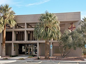 Roman Catholic Diocese of Las Vegas - Diocesan Pastoral Center
