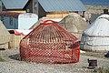 Dismantled Yurt at Lake Tuz-Kol at Kyzyl-Tuu.jpg
