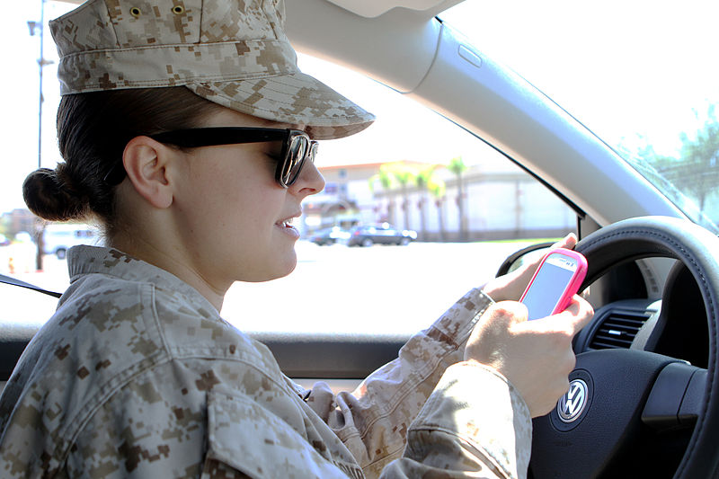 File:Distracted driving kills, keep your eyes and mind on the road 130417-M-RR352-002.jpg