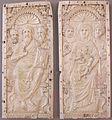 Dittico con cristo e maria, costantinopoli, 550 ca..JPG