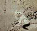 Divine Cat by Yamaguchi Soki (Naha City Museum of History).jpg