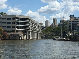 Evans Deakin and Company - Apartments and marina, Dockside, Kangaroo Point, 2014