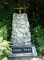 Dolní Lutyně, památník druhé světové války.JPG