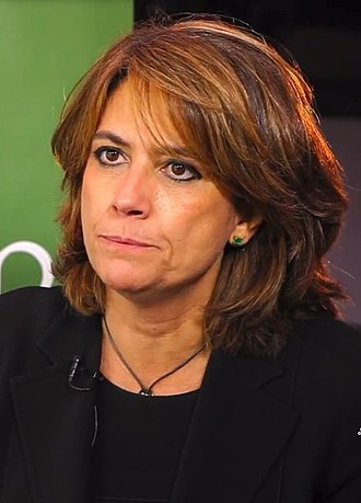 Ministry of Justice (Spain) - Dolores Delgado, current Minister of Justice