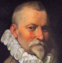 Portrait de Domenico Fontana (1543 - 1607), architecte.