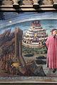 Domenico di michelino, Dante con in mano la Divina Commedia, 1465, 02.JPG